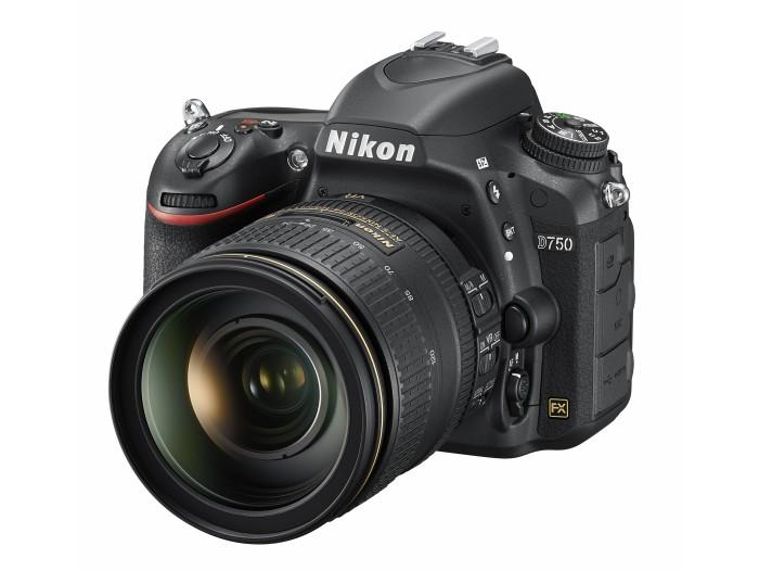 Nikon D750 m/ AF-S 24-120 F4,0 G VR