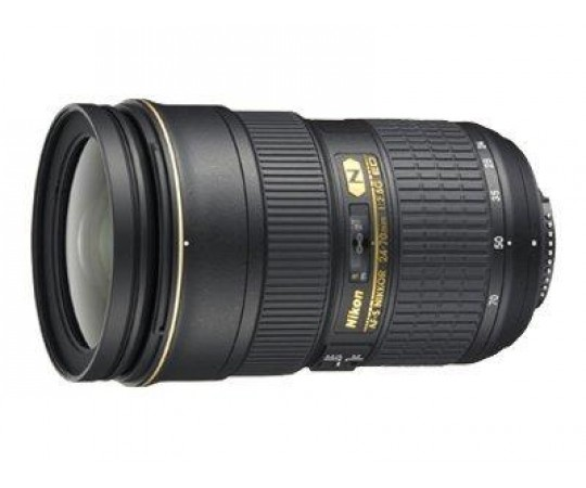 Nikon AF-S Nikkor 24-70 1:2,8G ED