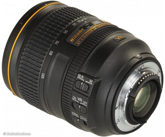 Nikon AF-S Nikkor 24-120 1:4G ED