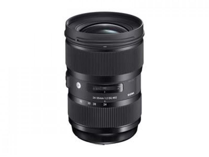 DG 24-35mm F2.0 HSM Art