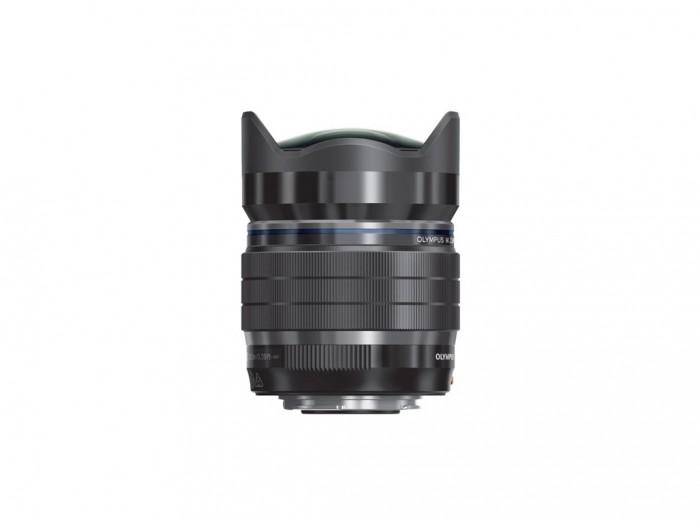 8mm F1.8 Fisheye PRO