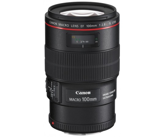 EF 100mm F2.8 L IS USM
