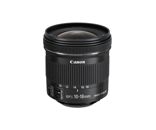 EF-S 10-18mm F4.5-5.6 IS STM kit