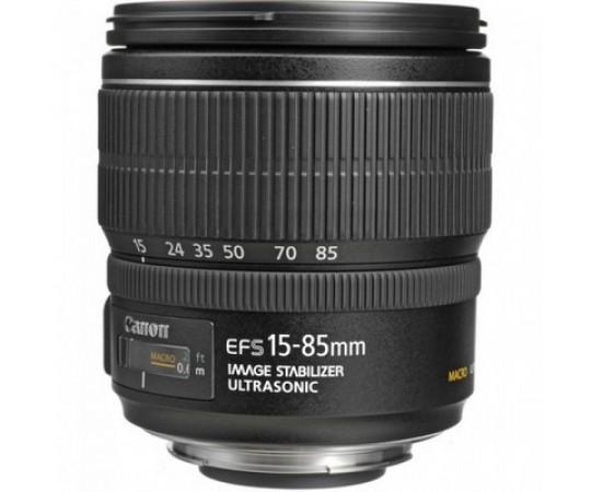 EF-S 15-85mm F3.5-5.6 IS USM