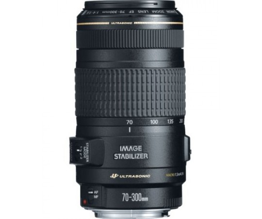 EF-S 70-300mm F4-5.6 IS USM