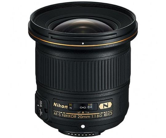 AF-S Nikkor FX 20 F1.8G ED