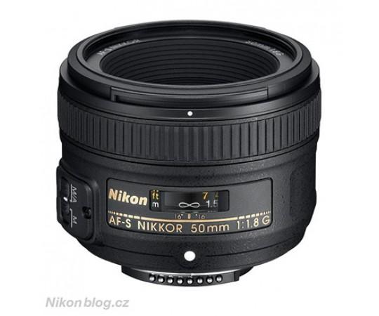 AF-S Nikkor FX 50 F1.8G