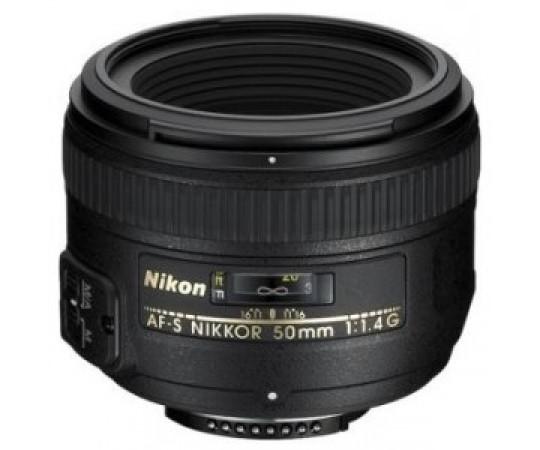 AF-S Nikkor FX 50 F1.4G