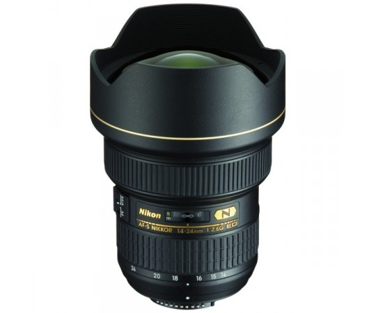 AF-S Nikkor FX 14-24 F2.8G ED