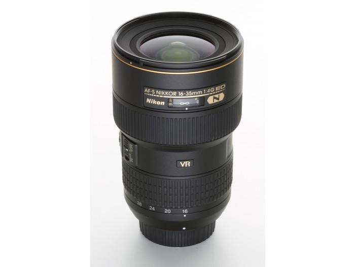 AF-S Nikkor FX 16-35 F4.0G ED VR