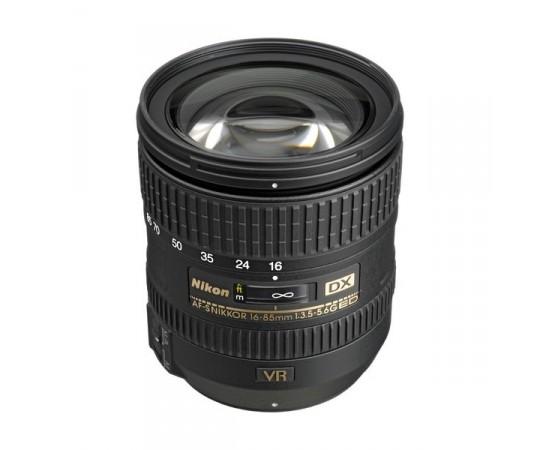 AF-S Nikkor DX 16-85 F3.5-5.6G ED VR