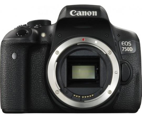 Canon EOS 750D Hus