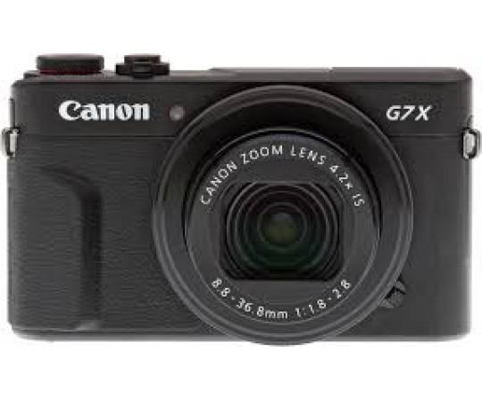 PowerShot G7X Mark II