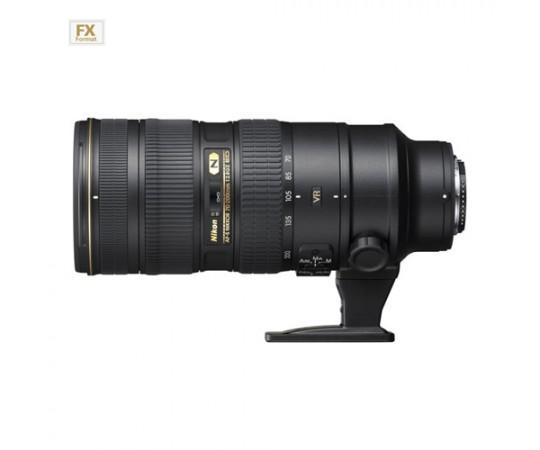 AF-S Nikkor FX 70-200mm F2,8G ED VRII