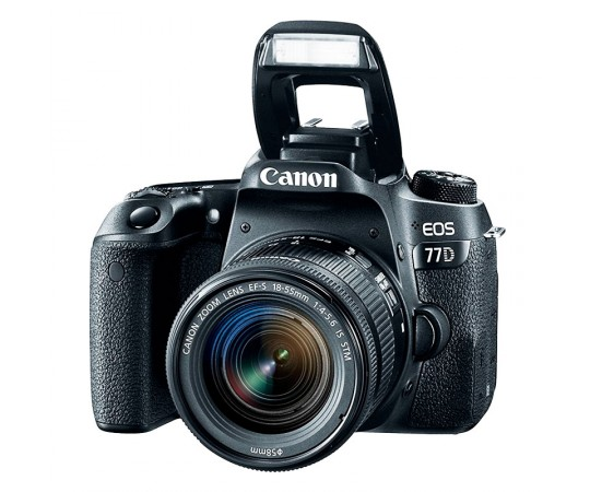 Canon EOS 77D Kit EF-S 18-55 IS STM