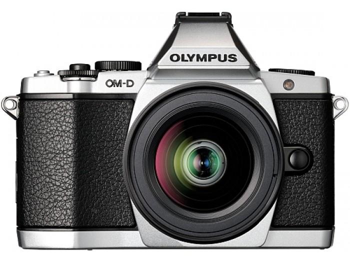Olympus OM-D E-M10 Mark II Kit m. 14-42mm F.3.5-5,6 EZ ED , og Olympus ED 40-150mm f. 4-5,6
