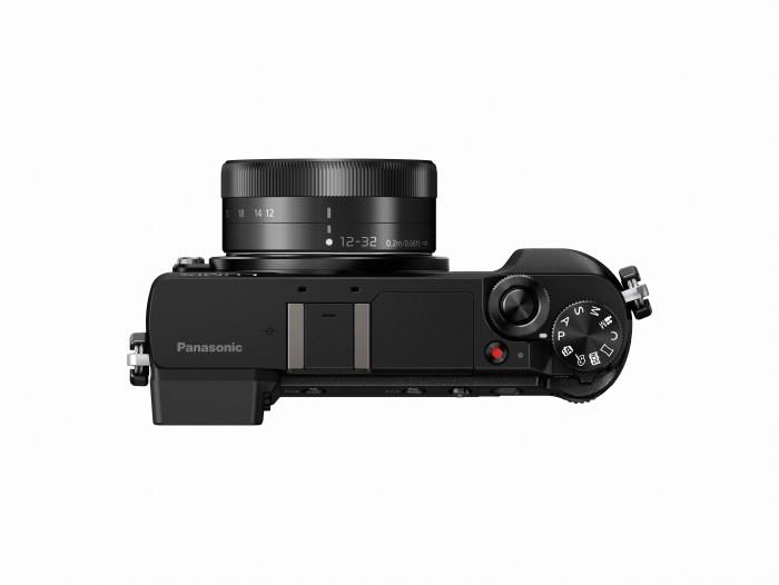 Lumix G DMC-GX80K  kit Lumix G Vario 12-32mm