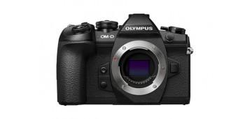 Olympus OM-D E-M1 Mark II  Hus svart