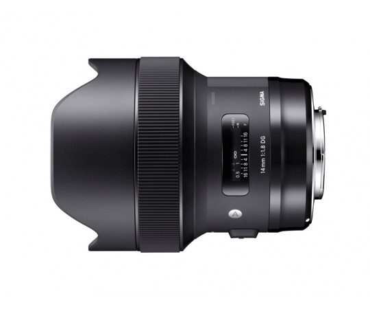 14mm F.1,8 DG HSM Art