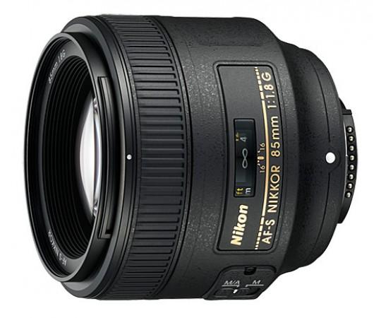 AF-S Nikkor FX 85mm F1.8G