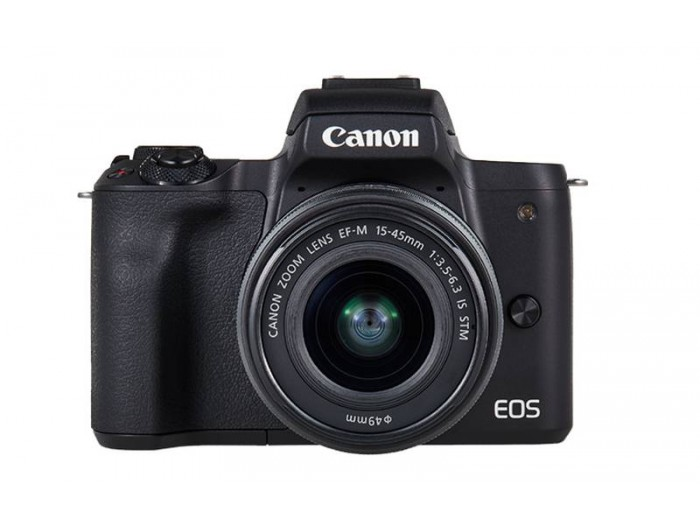 Canon EOS M50 m/ EF-M 15-45mm IS STM  (1)