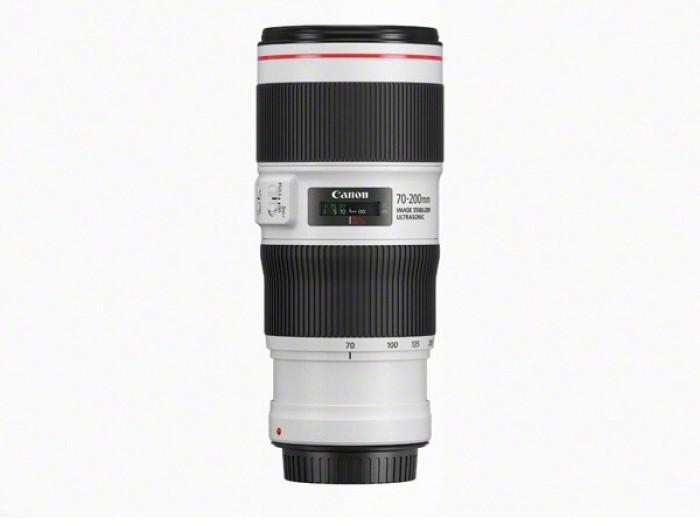 EF 70-200mm F4.0 L IS II USM