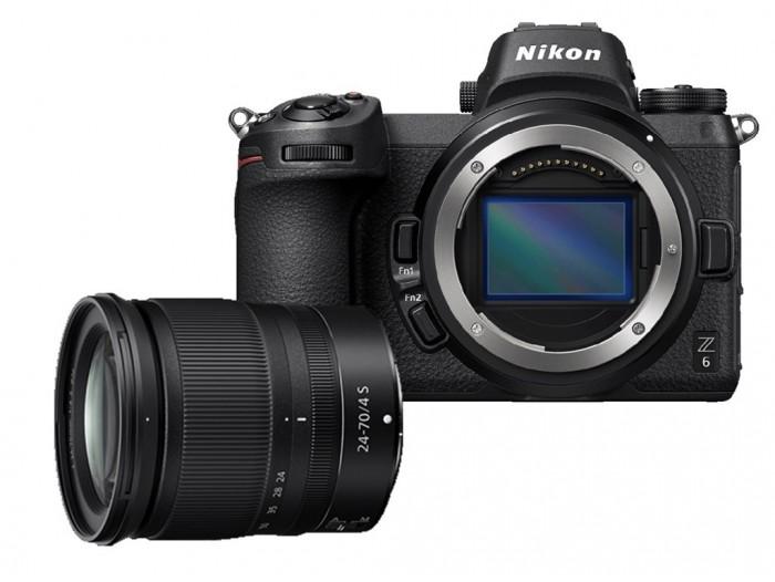 Nikon Z6 Nikkor 24-70mm F.4,0 S
