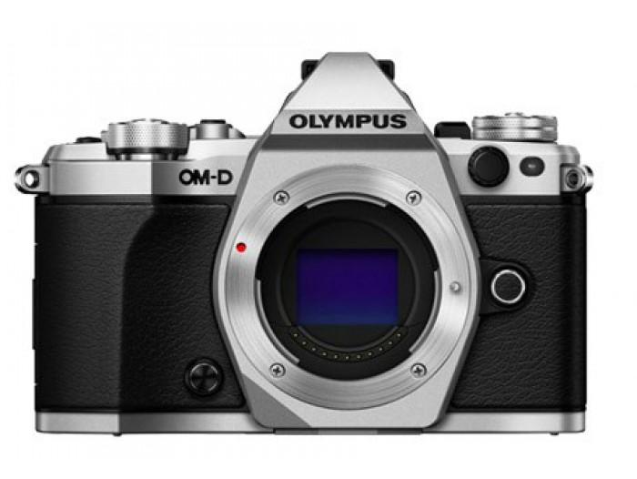 Olympys OM-D E-M5 Mark II sølv Kit 12-40mm F2.8 ED PRO