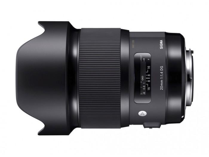 20mm F/1,4 DG HSM art