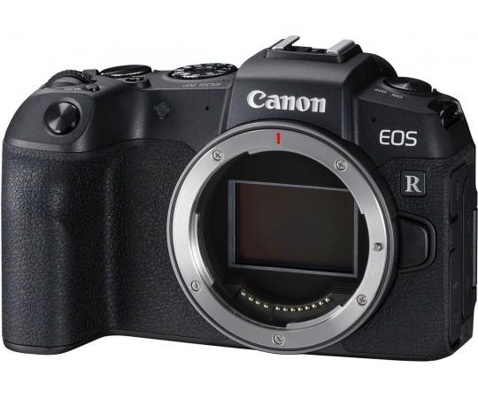 Canon EOS RP hus + Mount Adapter EF-EOS R