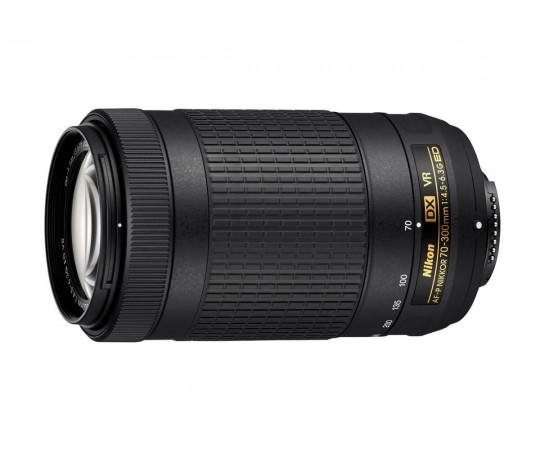 AF-P Nikkor DX 70-300mm F4.5-6.3G ED