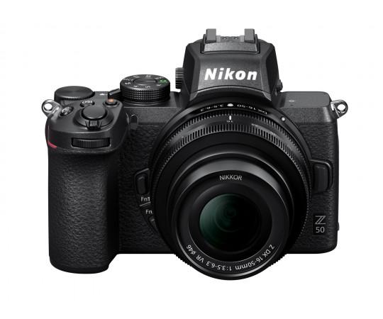 Nikon Z50 + Z DX 16-50mm f/3,5-6,3