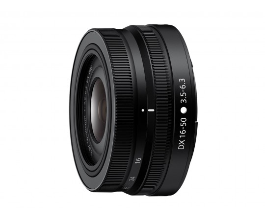 Nikkor Z DX 16-50mm f/3,5-6,3 VR