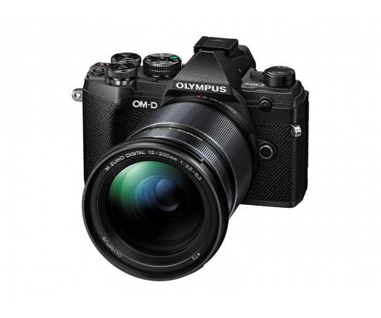 Olympus OM-D E-M5 Mark III kit 12-200 f/3,5-6,3 ED
