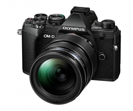Olympys OM-D E-M5 Mark III Kit 12-40mm F2.8 ED PRO