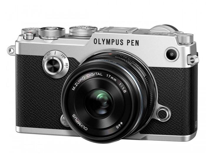 Olympus PEN-F Kit M. Zuiko AF 17mm f/1,8