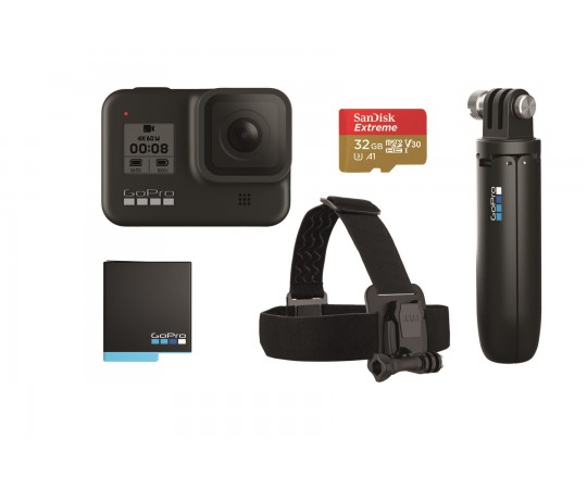 GoPro Hero 8 Black Special Bundle