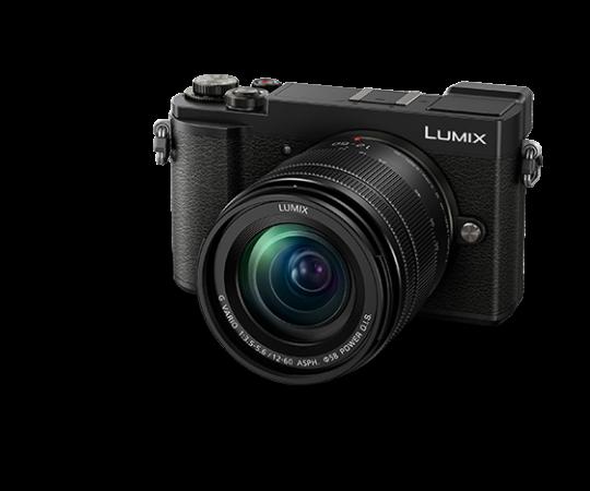Panasonic Lumix G DMC-GX9M Hus Svart