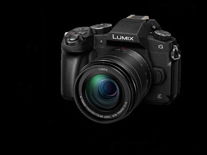 Panasonic Lumix G DMC-G80M Hus