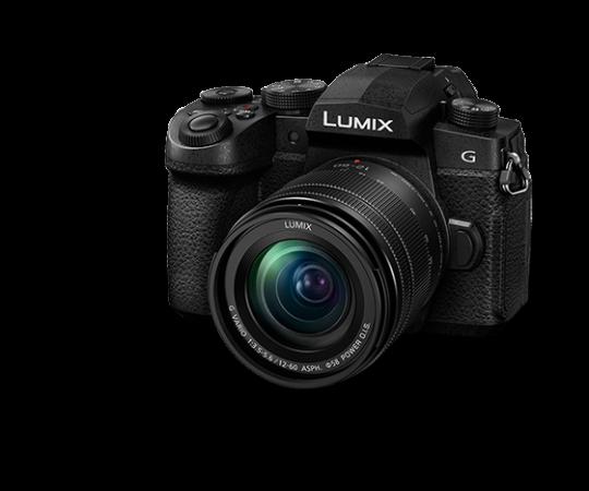 Panasonic Lumix G DMC-G90M  kit G Vario 12-60/3,5-5,6 ASPH  O.I.S