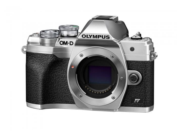 Olympus OM-D E-M10 Mark IV Hus
