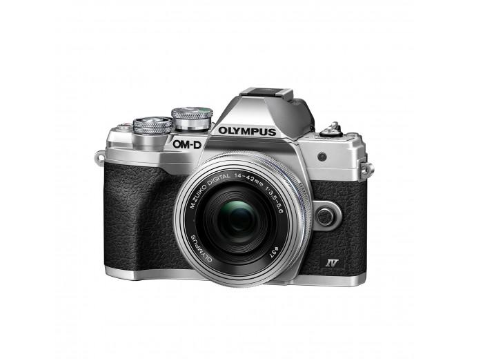 Olympus OM-D E-M10 Mark IV + ED 14-42/3,5-5,6