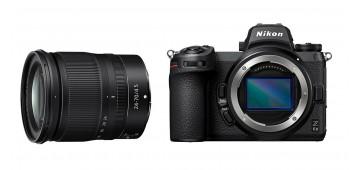 Nikon Z6 ll Nikkor 24-70/4,0 S + FTZ adapter