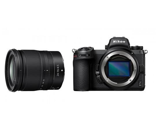 Nikon Z6 ll Nikkor 24-70/4,0 S