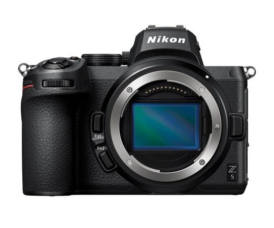 Nikon Z5 hus