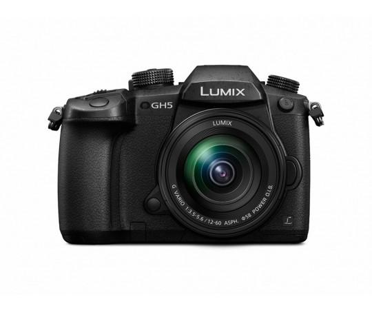 Panasonic Lumix GH-5 +G-Vario 12-60/3,5-5,6 O.I.S