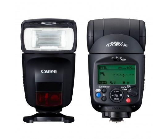 Canon Blits Speedlite 470EX Al