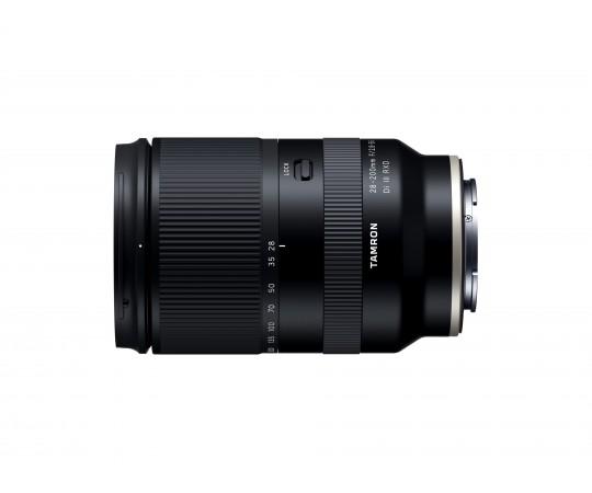 Tamron 28-200mm f/2,8 DI III RXD