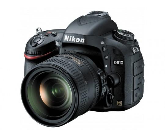 Nikon D610 m/ AF-S 24-85 VR