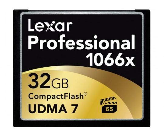 Lexar Professional 1066X 32 GB 160 MB/s